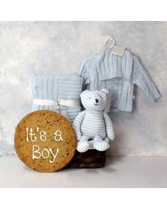 KEEP THE BABY WARM GIFT SET