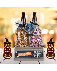 Beer & Popcorn Halloween Party Set