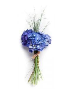 Purple Hydrangea Flower Arrangement