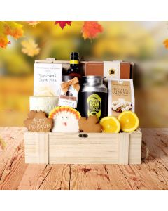 Thanksgiving Gift Crate