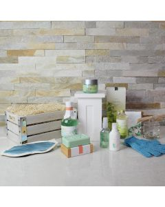 Soothing Care Spa Gift Crate