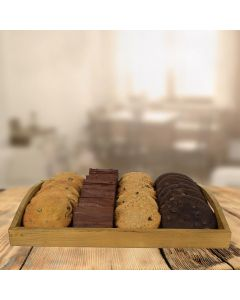 Ultimate Chocolate Cookie Platter