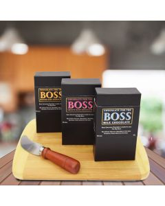 Boss Wine Matching Chocolate & Cutting Board