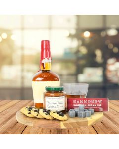 Sweet Bourbon Gift Basket