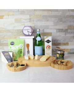 Cookies & Cheese Love Gift Set