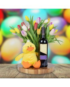 Easter Wine Bouquet