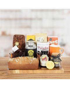 Gourmet Tea & Coffee Gift Set