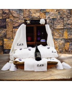 Mirabelle Plum and Champagne Crate
