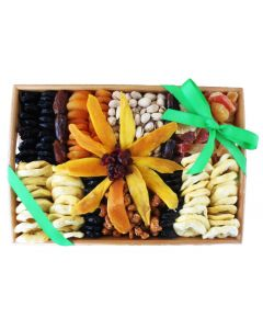 Heavenly Organic Dried Fruit & Nuts Tray