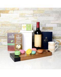 Yarmouth Wine & Tea Gift Set