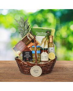 Exotic Gourmet Gift Basket