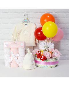 BABY GIRL CELEBRATION SET