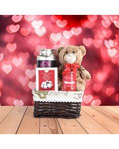 Sweet Romance Gift Basket