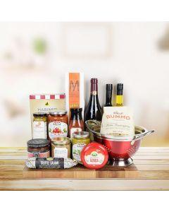 Celebratory Feast & Wine Gift Set