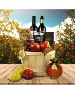 Fresh Harvest Gift Basket