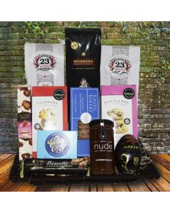 It's Time for a Coffee Break Gift Basket