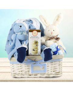 The Big Bunny Baby Girl Gift Basket