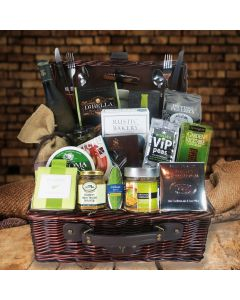 A Luxurious Picnic for Two Gift Basket