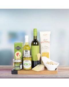Saucy Pasta & Wine Gift Set