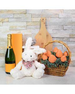 Sophisticated Easter Gift Basket
