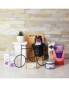 Caramel & Lavender Dreams Gift Set
