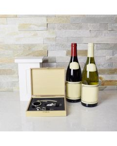 Lovely Wine Accessories Gift Set