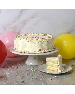 The Large Birthday Cake