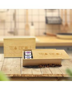 Herbal Tea Chest