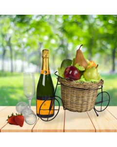 Fruit Bicycle Cart