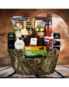 The Wicked Woods Halloween Gift Basket