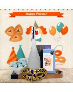 Kosher Liquor & Chocolate Gift Basket