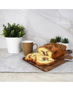Cinnamon Swirl Bread Loaf