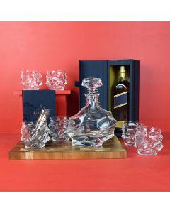 VIP Liquor Decanter Gift Set