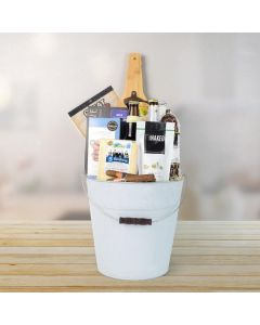 Deluxe Gourmet Snacks & Beer Gift Set