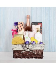 Easter Delight Spa Basket