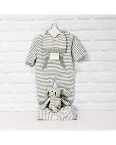 COMFORTABLE UNISEX BABY CLOTHING SET