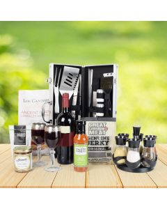Grilling, Wine, & Snack Set