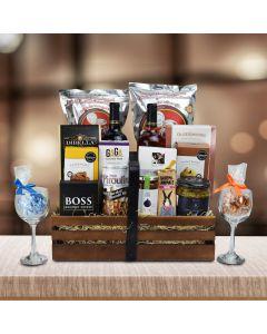 Simple Delights Gift Basket