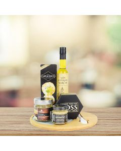 Gourmet Cheese & Dip Gift Set
