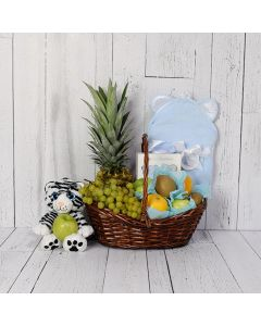 Nature's Finest Baby Gift Basket