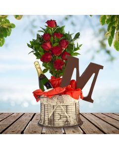 """""""For All She's Done"""" Mother's Day Gift Basket"""