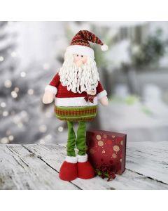 Christmas Chocolate & Tall Santa Set