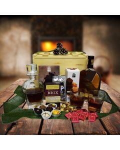 The Elaborate Liquor Crate