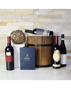 The Wine and Chocolate Lover Barrel