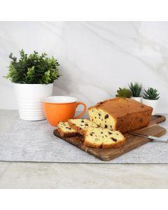 Cranberry Orange Bread Loaf