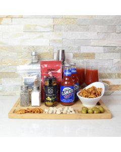 Happy Hour Liquor Gift Basket