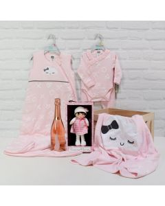 BABY GIRL CELEBRATION CRATE