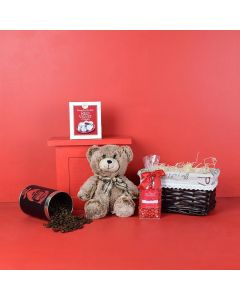Coffee & Sweets Gift Basket