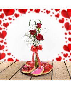 My Sweet Valentine Gift Basket