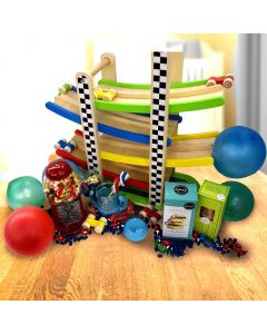 The Early Explorer Baby Basket